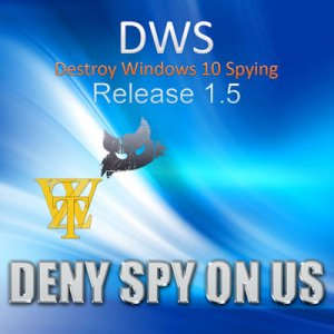 Destroy Windows 10 Spying 1.5 Build 693 [Multi/Ru]