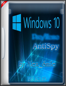 Windows 10 Pro/Home AntiSpy 10586 1511 [TH2] by Alex Smile (x64) [RU] (14.11.15)