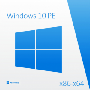 Windows 10 PE x86x64 13.11.15 by Xemom1 [Ru]