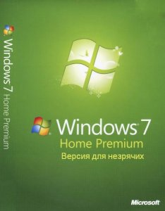 Microsoft Windows 7 Home Premium SP1 для не зрячих с автоматической установкой. 7601.17514.101119 (x64) [Ru] (2015)