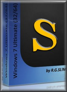 Windows 7 Ultimate SP1 by R.G.SL!M (32х/64х) [Ru] (2015)