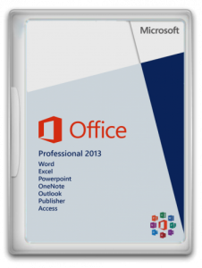 Microsoft Office 2013 SP1 Professional Plus 15.0.4771.1001 RePack by D!akov (2015)