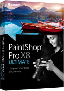 Corel PaintShop Pro X8 18.1.0.67 Retail + Ultimate Pack [Multi/Ru]