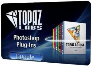 Topaz Photography Suite 2015 Plugin Portable by PortableWares (16.12.2015) [En]