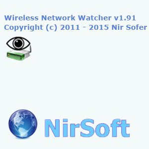 Wireless Network Watcher 1.91 Portable [Ru/En]