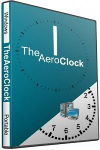 TheAeroClock 3.88 (x86/x64) Portable [Multi/Ru]