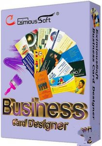 EximiousSoft Business Card Designer 5.08 RePack by Dinis124 [Ru]