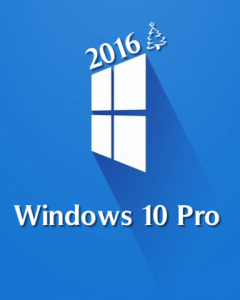 Microsoft Windows 10 Pro Lite 10_1511 by vlazok (x86) [RU] (2016)