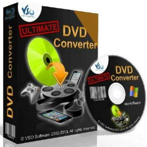 VSO DVD Converter Ultimate 3.6.0.47 Re-Pack by FoXtrot & Portable [Ru/En]