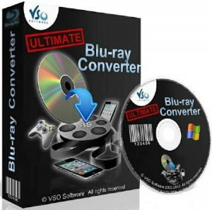 VSO Blu-ray Converter Ultimate 3.6.0.47 Re-Pack by FoXtrot & Portable [Ru/En]