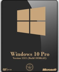 Windows 10 Pro by SLO94 (x64) [Ru] (v.14.01.16)