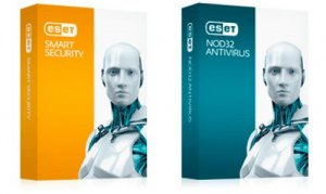 ESET Smart Security + NOD32 Antivirus 9.0.349.14 Repack by SmokieBlahBlah [Ru]