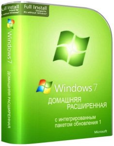 Windows 7 Home Premium SP1 Elgujakviso Edition (v17.01.16) (x86/x64) [Ru] (2016)