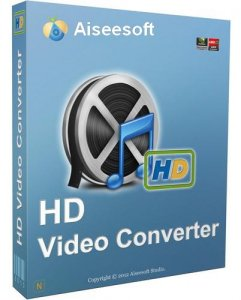 Aiseesoft HD Video Converter 8.1.10 RePack (& Portable) by TryRooM [Multi/Ru]