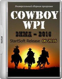 Cowboy WPI Plus MInstAll StartSoft Winter 6-2016 [Ru]