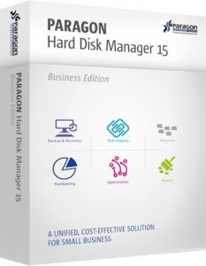 Paragon Hard Disk Manager 15 Business 10.1.25.813 [En]