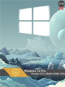 Windows 10 Pro by SLO94 (x86) [Ru] (v.15.02.16)