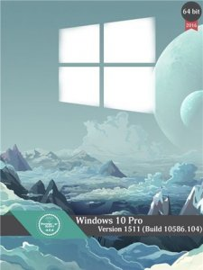 Windows 10 Pro by SLO94 (x64) [Ru] (v.15.02.16)