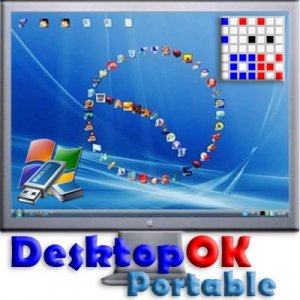 DesktopOK 4.26 Portable [Multi/Ru]