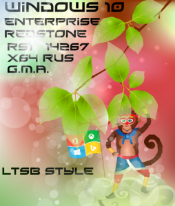 Windows 10 Enterprise Insider Preview Build 14267 G.M.A. LTSB Style (x64) ( ...