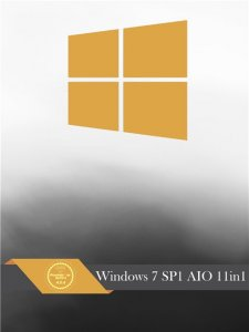 Windows 7 SP1 AIO (11in1) by SLO94 (x32/x64) [Ru] (v.25.02.16)