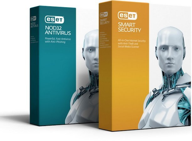 ESET Smart Security + NOD32 Antivirus 9.0.375.1 Repack by SmokieBlahBlah