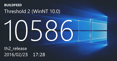 Microsoft Windows 10 Pro 10586.164 th2 x86-x64 RU NANO by Lopatkin (2016) RUS