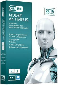 ESET NOD32 Antivirus 9.0.375.1 Final [Ru]