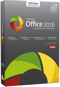 SoftMaker Office Professional 2016 rev 752.0224 RePack (& Portable) by KpoJIuK [Ru/En]