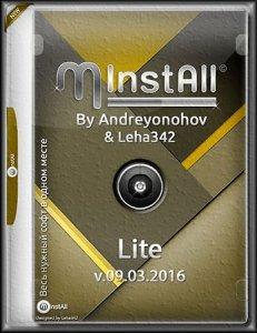 MInstAll by Andreyonohov & Leha342 Lite v.09.03.2016 (RUS)