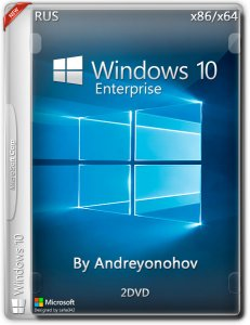 Windows 10 Enterprise 10586 Version 1511 Andreyonohov (Updated Feb 2016) 2DVD (x86/x64) [Ru]
