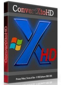 VSO ConvertXtoHD 2.0.0.27 Re-Pack by FoXtrot [Multi/Ru]