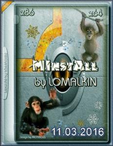 MInstAll v.11.03.2016 BY LOMALKIN [RU](2016)