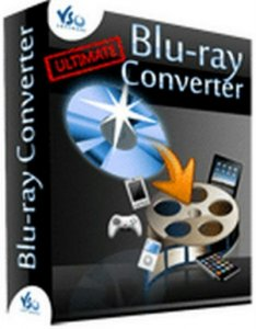 VSO Blu-ray Converter Ultimate 4.0.0.5 Re-Pack by FoXtrot [Multi/Ru]