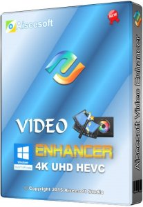 Aiseesoft Video Enhancer 1.0.22 RePack (& Portable) by TryRooM [Multi/Ru]