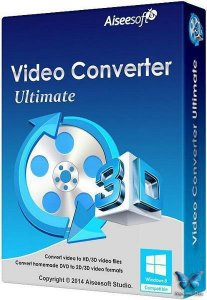 Aiseesoft Video Converter Ultimate 9.0.18 RePack (& Portable) by TryRooM [11.03.16] [Multi/Ru]