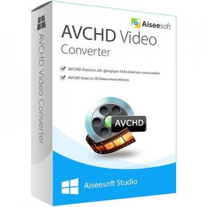 Aiseesoft AVCHD Video Converter 6.5.8 RePack (& Portable) by TryRooM [Multi/Ru]