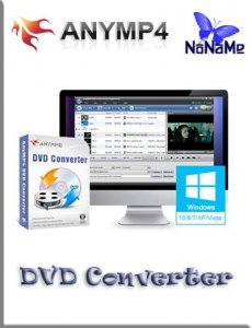 AnyMP4 DVD Converter 6.3.6 RePack (& Portable) by TryRooM [Multi/Ru]