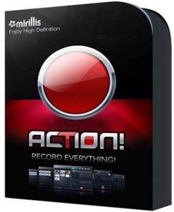 Mirillis Action! 1.30.0.0 RePack by KpoJIuK [Multi/Ru]