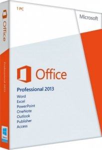 Microsoft Office 2013 SP1 Professional Plus + Visio Pro + Project Pro 15.0.4805.1001 RePack by KpoJIuK [Multi/Ru]