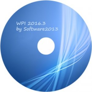 WPI 2016.3 by Software2013 (x86/x64) [Ru] (22.03.2016)