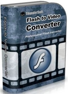 ThunderSoft Flash to Video Converter 2.3.8.0 RePack (& Portable) by 78Sergey-Dinis124 [Ru]