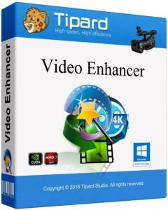 Tipard Video Enhancer 1.0.10 RePack (& Portable) by TryRooM [Multi/Ru]