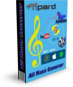 Tipard All Music Converter 7.1.52 RePack (& Portable) by TryRooM [Multi/Ru]