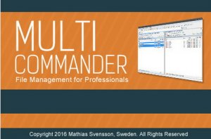 Multi Commander 6.0 Build 2118 Final + Portable [Multi/Ru]