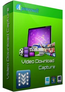 Apowersoft Video Download Capture 5.1.6 RePack by KpoJIuK [Multi/Ru]