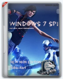 Windows 7 SP1 Ultimate New MoN Edition 6.02 (2016) (x86-x64) [Rus]