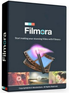Wondershare Filmora 7.0.2 Re-Pack by FoXtrot [Multi/Ru]