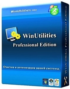 WinUtilities Professional Edition 12.43 RePack by D!akov [Multi/Ru]