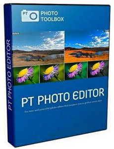 PT Photo Editor Pro Edition 3.2 RePack (& Portable) by 78Sergey-Dinis124 [Multi/Ru]